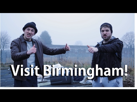 Birmingham Tourist Board's Guide to Brum