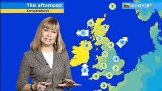 Sian Lloyd   11 2 12   Lunchtime   Weather
