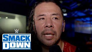 Shinsuke Nakamura is targeting Roman Reigns: SmackDown Exclusive, Jan. 15, 2021