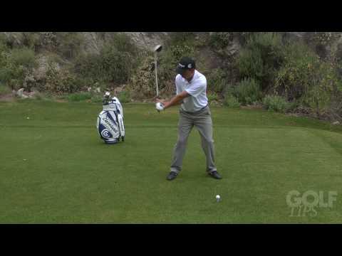 Golf Tips Magazine: Driver Grip Tip