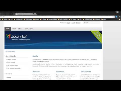 Install Phoca Gallery On Joomla 2.5