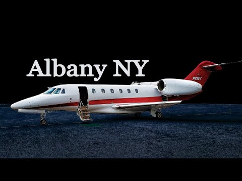 Private Jet Charters Albany New York Area Airports