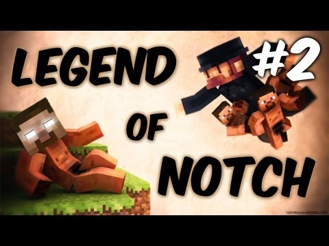 Legend of notch #2 minecraft mod lp by expl0ited &; fajtiikk [sk hd