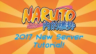 [2017] Naruto Naiteki Kensei Tutorial [Hamachi] + Download