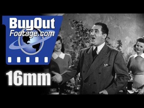 """LITTLE TOWN IN OULD COUNTY DOWN"" 1942 Soundies al"