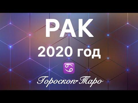 ♋РАК -  ГОРОСКОП ТАРО на 2020 ГОД