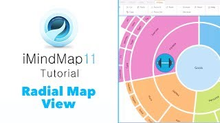 Tutorial: Radial Map View - iMindMap 11