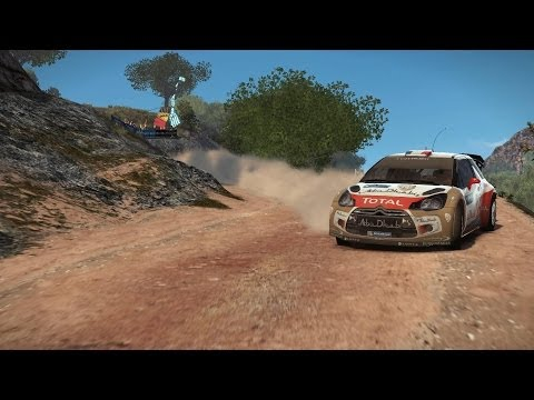 WRC 4 FIA World Rally Championship Gameplay (PC HD)