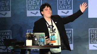 Porting Games to Virtual Reality (Steam Dev Days 2014)