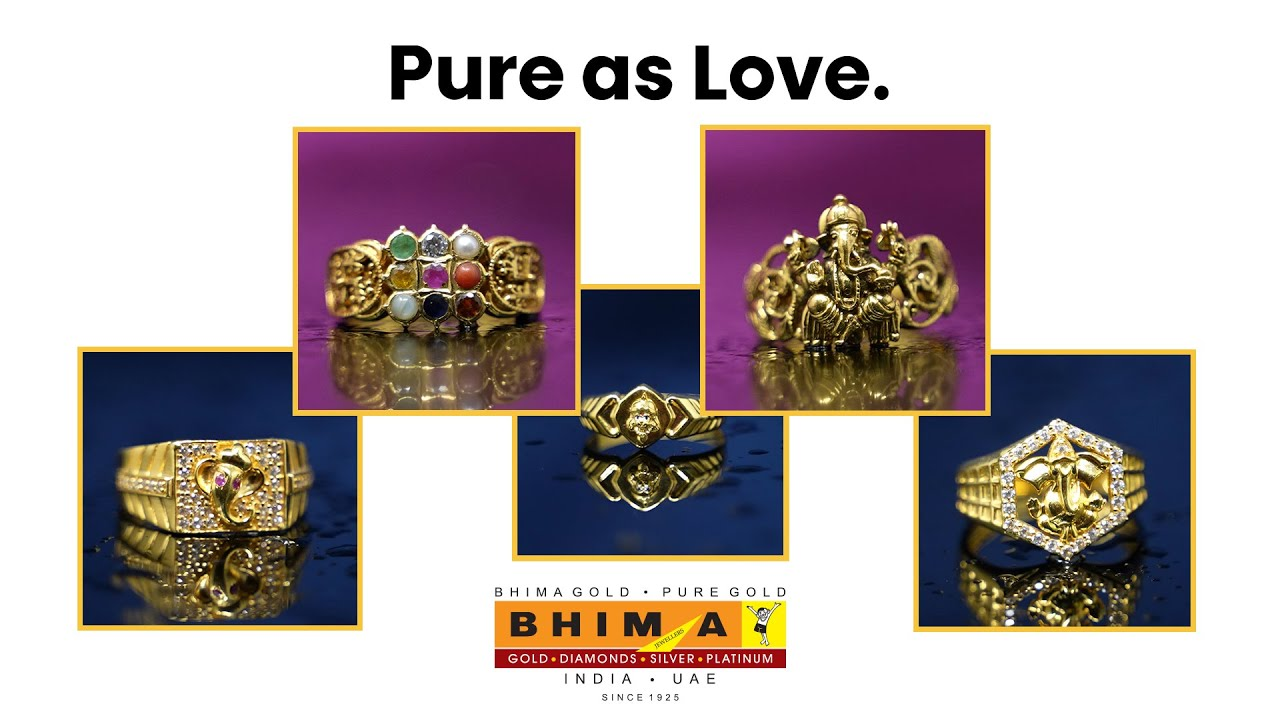 Most Requested Ring Collections | Collections With Bhima