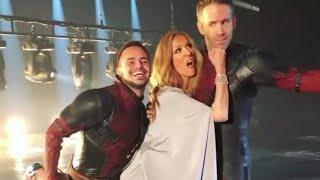 Céline, Yanis, and Ryan - Ashes (Deadpool OST Backstage) 2018