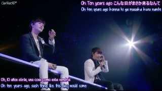 8. Ten years ~ D&E DVD Japan || Sub español ~ ENG sub ~ Kanji~ Rom||