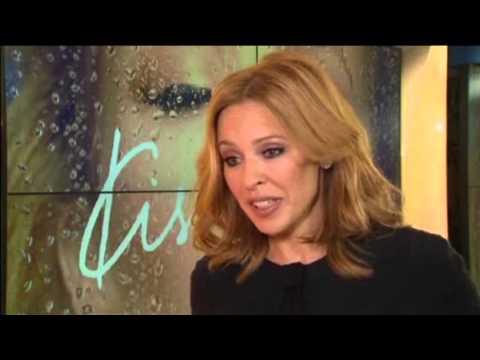 Pop Star Kylie Minogue Talks Hot Pants And An Emotional 2013
