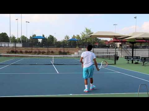 Jason Ly Tennis Recruit Video