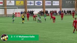 KPV - FF Jaro pe 9.3.2018 | Suomen Cupin maalikooste