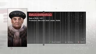 Assassin's Creed II Database + Villa Everything