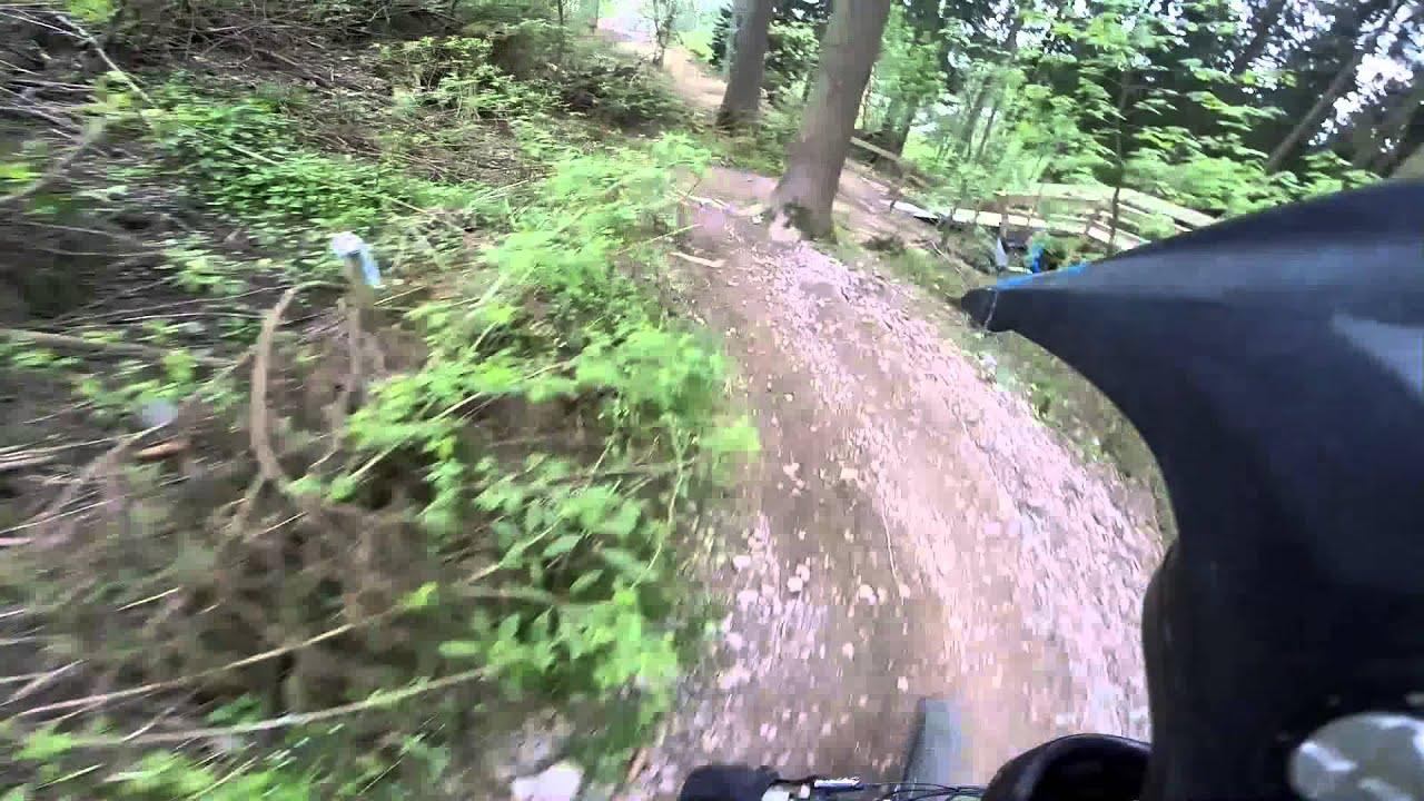 Popular Bikepark Winterberg Mountain Biking Trails
