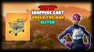 *NEW* UNDER THE MAP GLITCH Fortnite Battle Royale (PS4,Xbox,PC) Easy