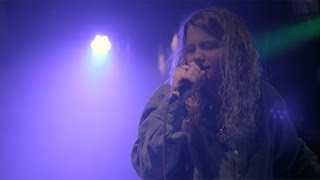Kate Tempest Performs Eerie