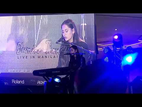 JASMINE THOMPSON - Drama, Sign of the Times, Wanna Know Love, Old Friends (Live in Manila)