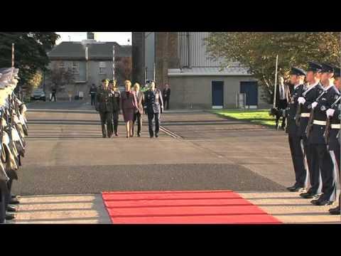 President Departs For Lebanon