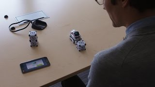MIT Technology Review Meets Anki's Cozmo