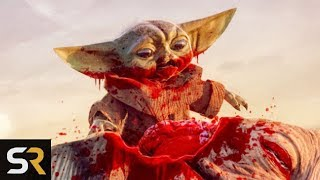 What We Know About Baby Yoda's Species In The Mandalorian