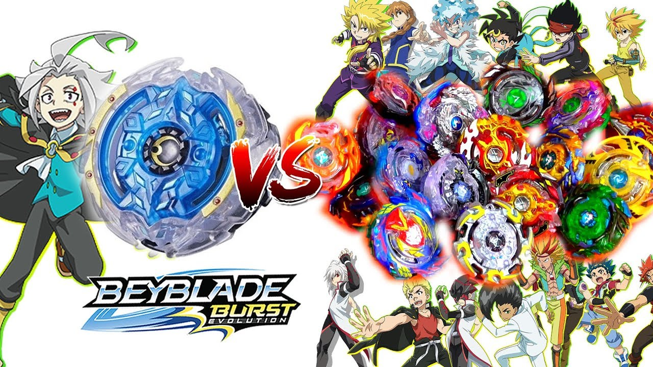 Enter GEN BEY. The official campaign created just for fans of BEYBLADE BURST.