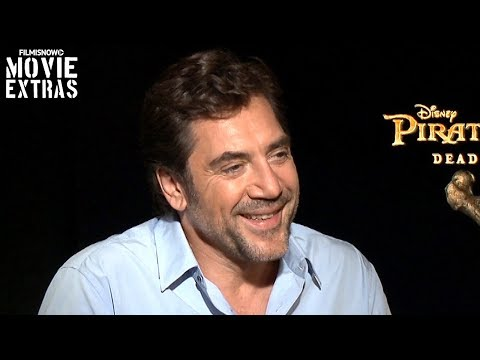 Pirates of the Caribbean: Dead Men Tell No Tales (2017) Javier Bardem talks about the movie