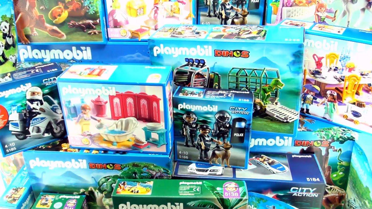 Playmobil Videos Youtube