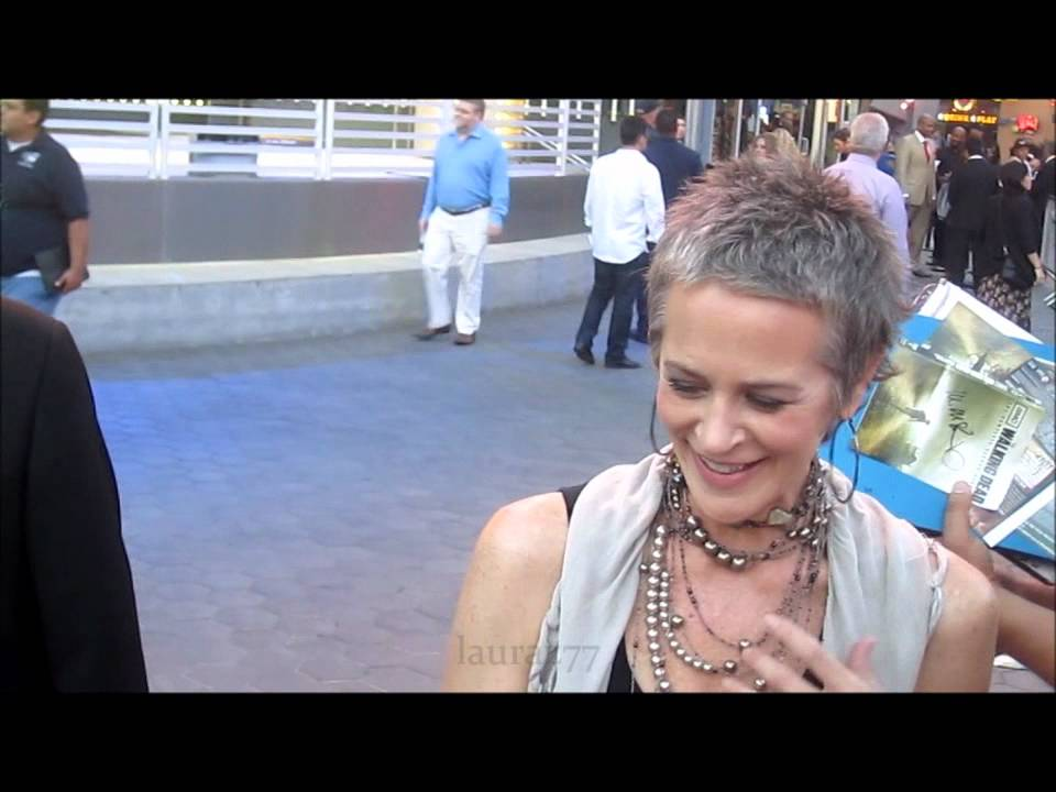 Melissa McBride interview