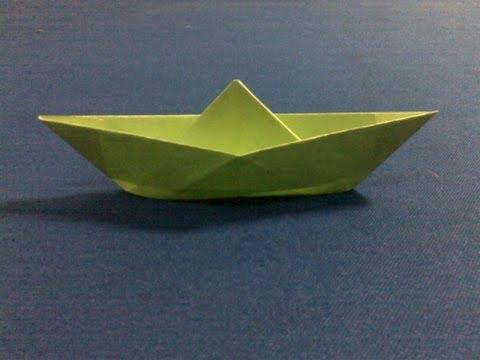 Perahu Kertas | Melipat Perahu Kertas