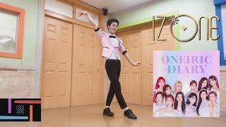 """[GoGo] 아이즈원 (IZ*ONE) """"회전목…"""