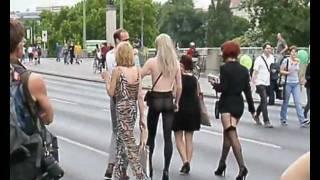 Wien. Die 16. Regenbogenparade