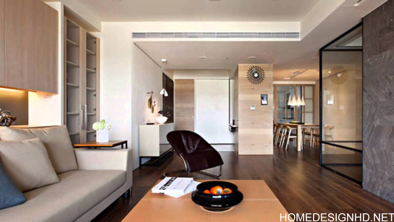 stylish and spacious apartment integrating a movable wall hd youtube
