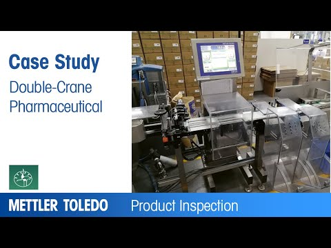 Case Study Double-Crane Pharmaceutical Equipment METTLER TOLEDO EN/CN