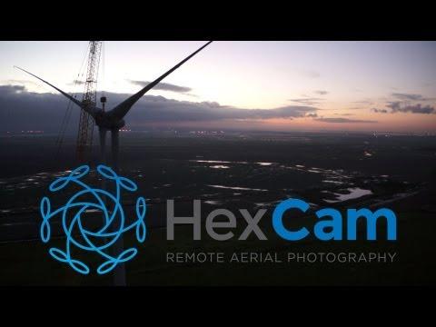 HexCam Drone Showreel
