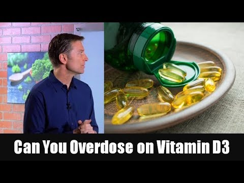 Can I Overdose on Vitamin D?
