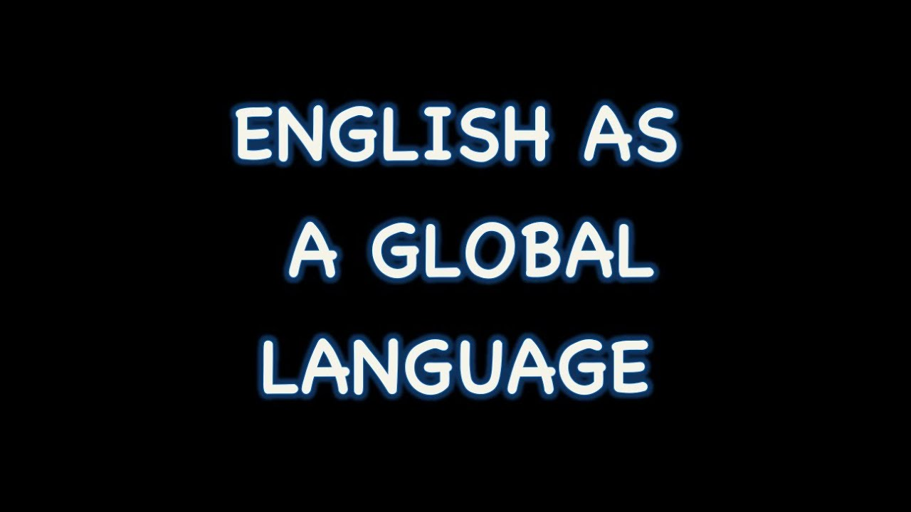How English Became A Global Language  Youtube