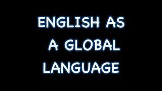 How English Became a Global Language