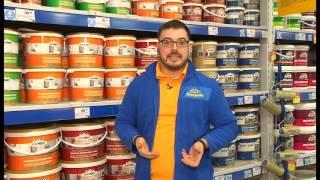 видео Краска для внутренних работ