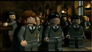 Let's Play Lego Harry Potter Years 1-4 Episode 2: Destroying school property!