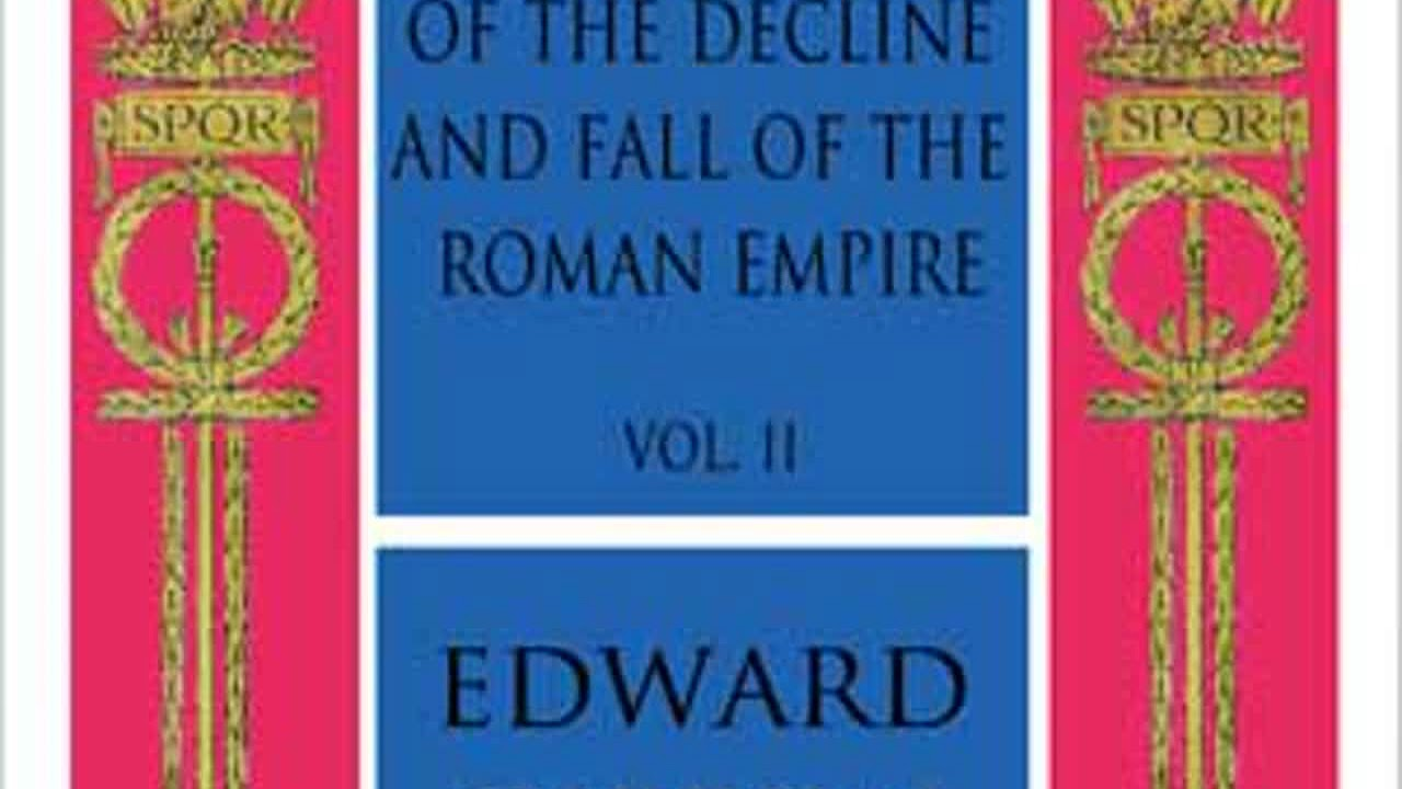 history of the decline and fall of the roman empire volume 2 gibbon edward