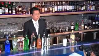 2013 Suntory Cocktail Award 調酒講座 製作經典調酒的重點 (4/4)