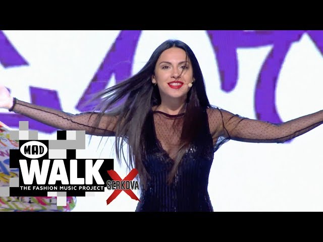 Aisel - X My Heart | MadWalk 2018 by Serkova