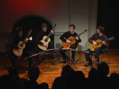 J.S. Bach: Prelude and Fugue 4, C-sharp Minor