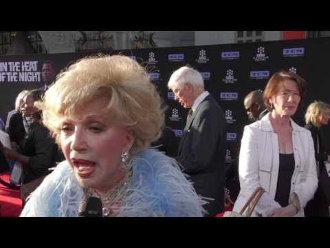 2017 TCM Classic Film Festival  Carpet Chat with Ruta Lee