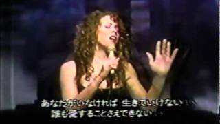 Mariah Carey-Without You(Live Performance 1993)