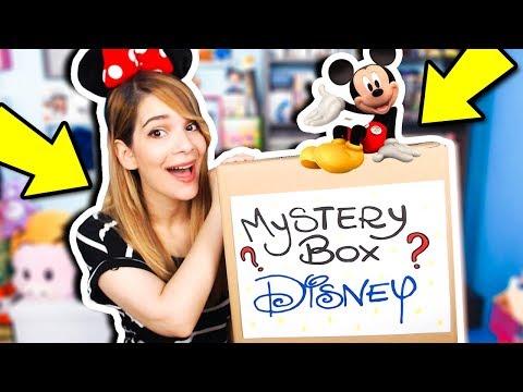LA MYSTERY BOX DELLA DISNEY!! (350€)
