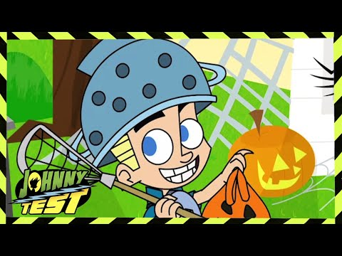 Johnny Testy | The Johnny Who Saved Halloween // Johnny Zombie Bomb
